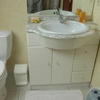 meublé, salle de bain
